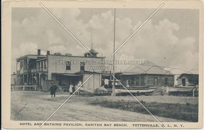 Pavilion, Raritan Bay Beach, Tottenville