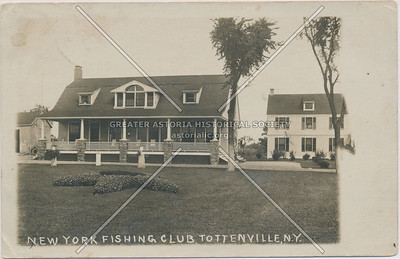 New York Fishing Club, Tottenville