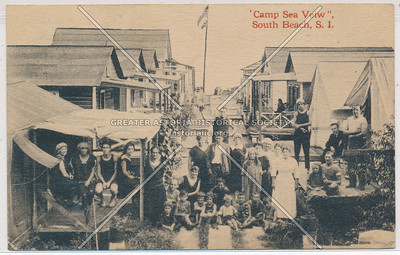 Camp Sea View, South Beach