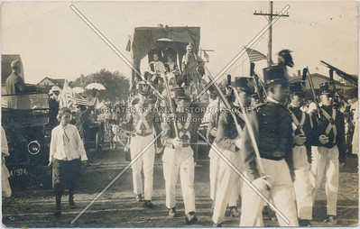Hudson-Fulton parade, Tottenville