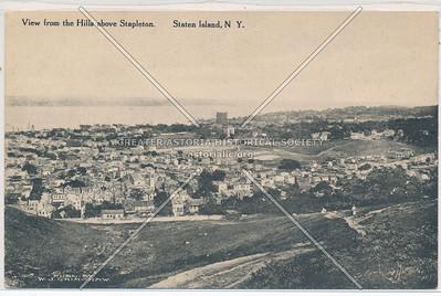 Stapleton birdseye view