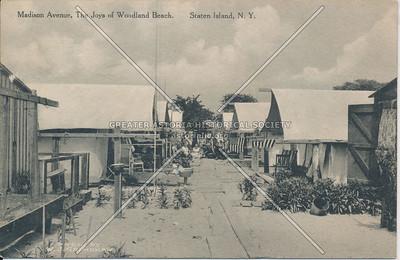 Madison Ave,., Woodland Beach