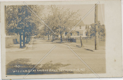 William St., (Yetman Ave) Tottenville