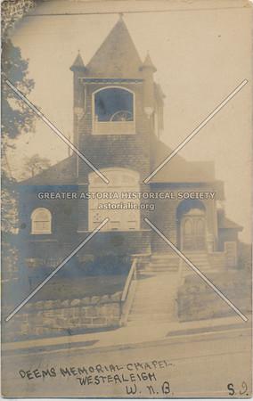 Deems Memorial Chapel, Westerleigh