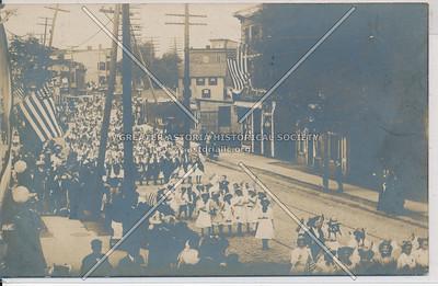Parade, Port Richmond