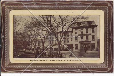 Water Street at Tappen Park,  Stapleton