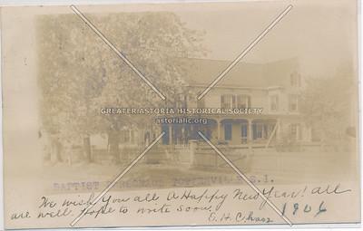 Baptist Parsonage, Tottenville