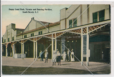 Theater, Happy Land Park, South Beach
