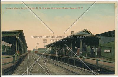 Stapleton station, Staten Island Railway