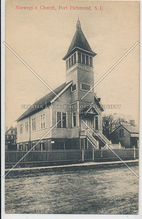 Norwegian Church, Port Richmond