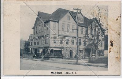 Masonic Hall, Staten Island