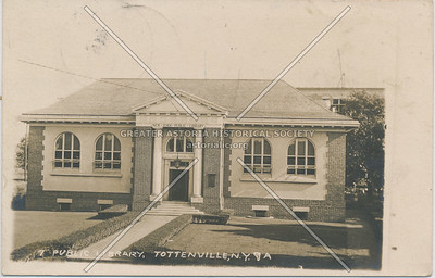 Carnegie Library, Amboy Rd., Tottenville