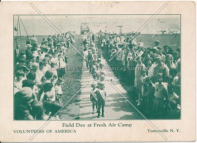 Volunteers of America camp, Tottenville