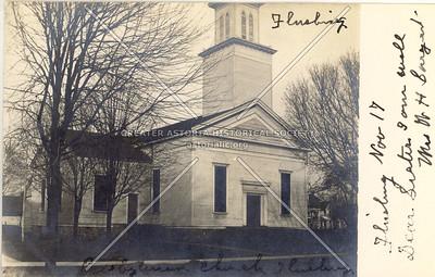 Presbyterian Church, 164 St.,  Flushing
