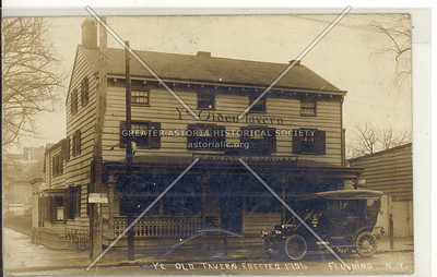 Ye Olden Tavern, Northern Blvd and Main St., Flushing