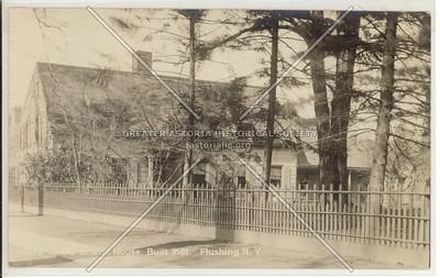 Bowne House, Bowne St., Flushing