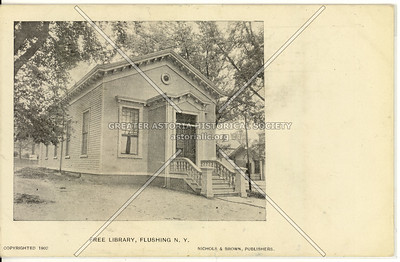 Old Flushing Library