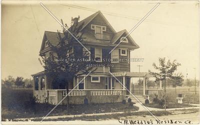 Weddig House, Flushing