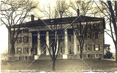 Fairchild Institute, Main St at Roosevelt Ave., Flushing