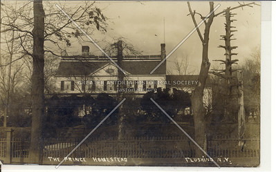Prince Homestead, Northern Blvd., Flushing