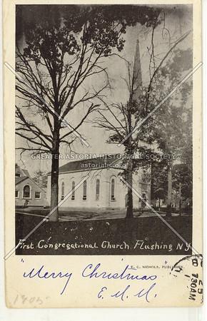First Congregational Church,  Flushing