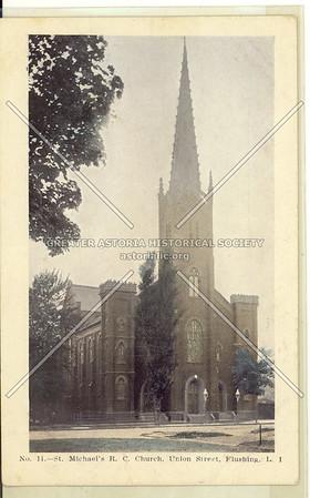 St. Michael's Church, Union St., Flushing