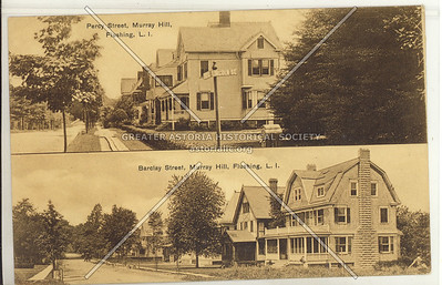 Percy St (147 St), Lincoln St (138 St), Barclay Ave, Flushing