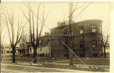 Flushing Hospital, 45 Ave