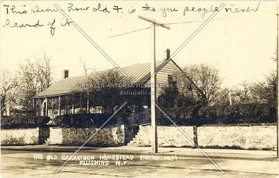 Garretson Homestead, Main St., Flushing