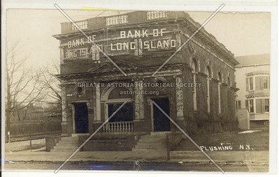 Bank of Long Island, Flushing