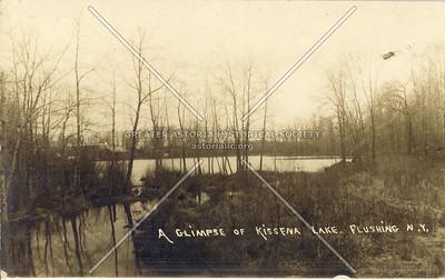 Kissena Lake, Flushing