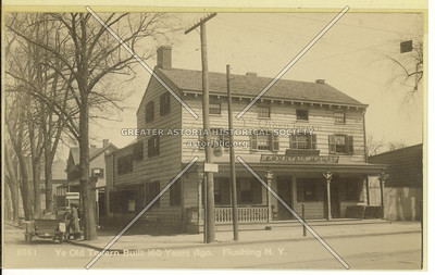 Ye Olden Tavern, Main St at Northern Blvd., Flushing