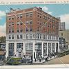Bank of Manhattan, Main St. at Roosevelt Ave., Flushing