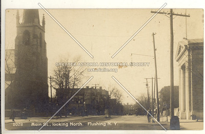 Main St. at St. George Church, Flushing