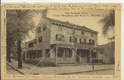 Ye Olden Tavern, Main St at Northern Blvd., Flushing