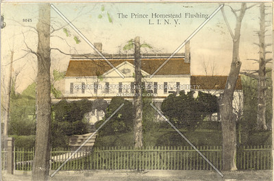 Prince Homestead, Northern Blvd., Flushing