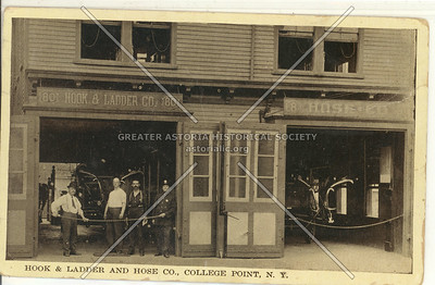 Hook & Ladder And Hose Co., College Point, N.Y.