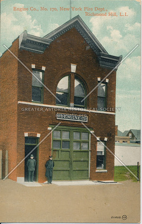 Engine Co., No. 170, New York Fire Dept., Richmond Hill, L.I.