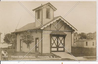 Forest Hills Fire House, Forest Hills, N.Y.