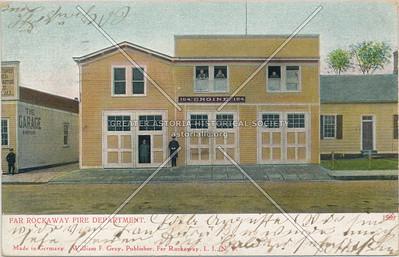Far Rockaway Fire Department, Far Rockaway, L.I., N.Y.