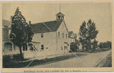 Rosedale Hook And Ladder Co. No. 1, Rosedale, L.I.