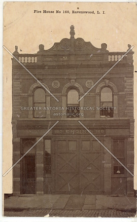 Fire House No. 160, Ravenswood, L.I.
