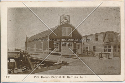 Fire House, Springfield Gardens, L.I.