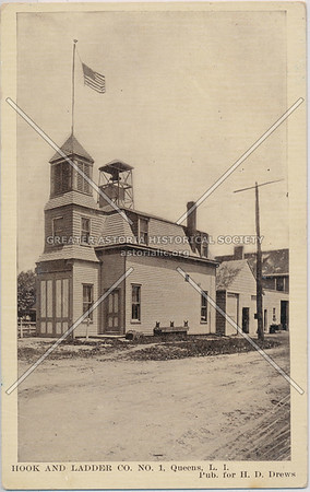 Hook And Ladder Co. No. 1. Queens, L.I.