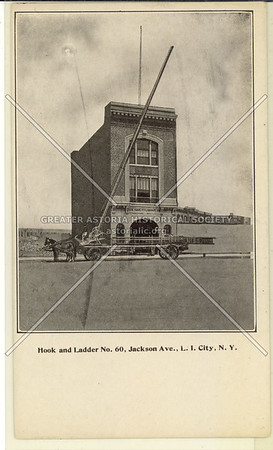 Hook and Ladder No. 60, Jackson Ave., L.I. City, N.Y.