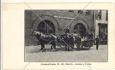 Chemical Engine No. 162, Main St., Astoria, L.I., City