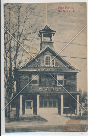 Fire House, Little Neck, L.I.
