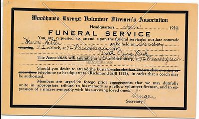 Woodhaven Exempt Volunteer Firemen's Association