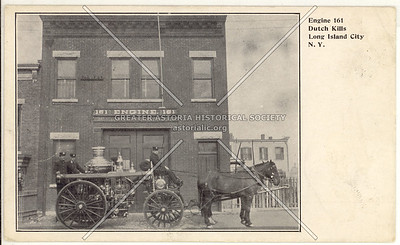 Engine 161, Dutch Kills, Long Island City, N.Y.