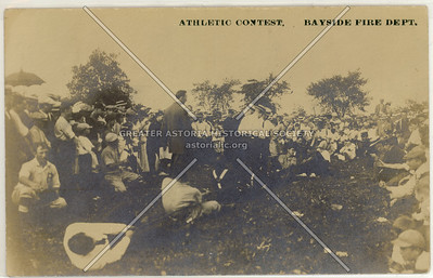Athletic Contest, Bayside Fire Dept.